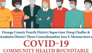 Virtual COVID-19 Roundtable on 12/1